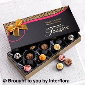 180g Maison Fougere  Belgian Chocolate  Dessert Selection